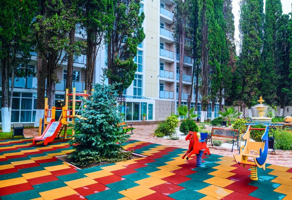 дом отдыха челюскинцев абхазия