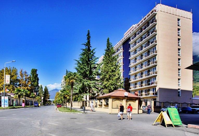 сан марина гагра абхазия официальный сайт