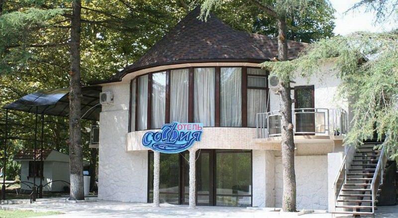 отель софья гагра